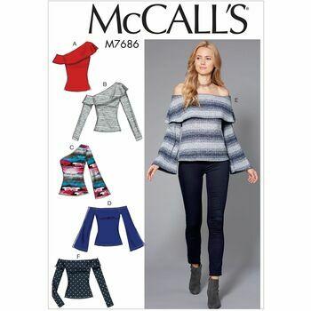 McCalls pattern M7686
