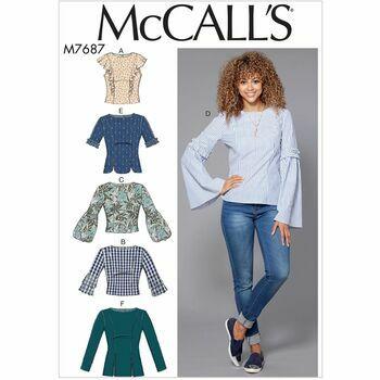 McCalls pattern M7687