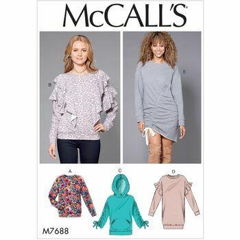 McCalls pattern M7688
