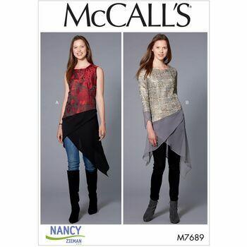 McCalls pattern M7689