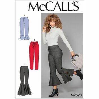 McCalls pattern M7690