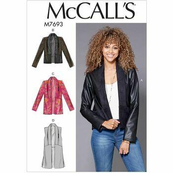 McCalls pattern M7693