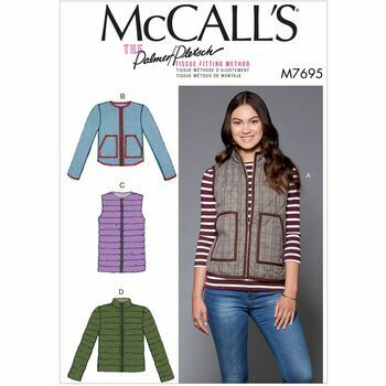 McCalls pattern M7695