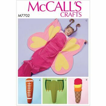McCalls pattern M7702