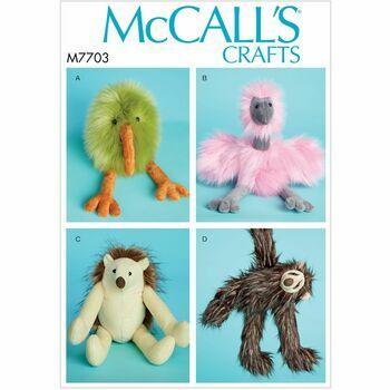 McCalls pattern M7703