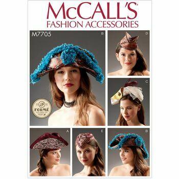 McCalls pattern M7705