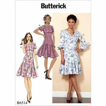 Butterick pattern B6514