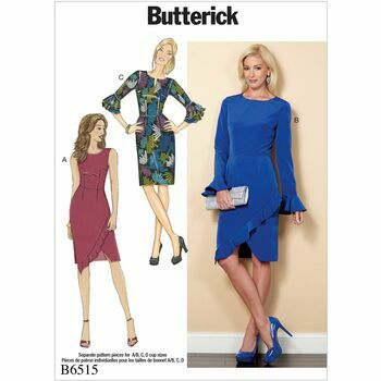 Butterick pattern B6515