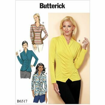 Butterick pattern B6517