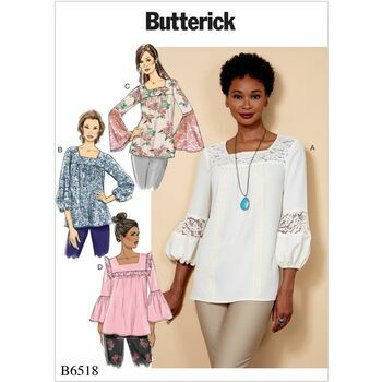 Butterick pattern B6518