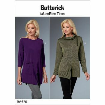 Butterick pattern B6520