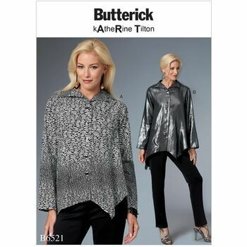 Butterick pattern B6521