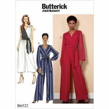 Butterick pattern B6522