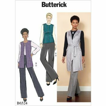 Butterick pattern B6524