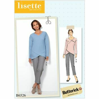 Butterick pattern B6526