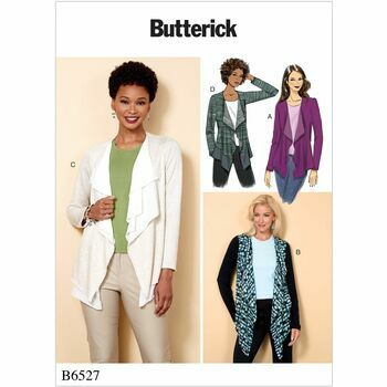 Butterick pattern B6527