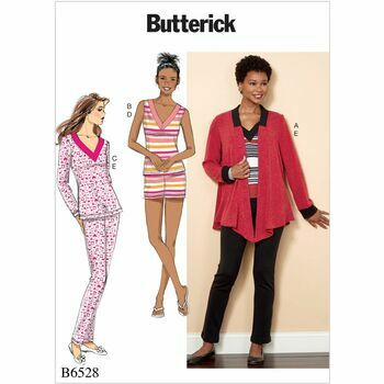 Butterick pattern B6528
