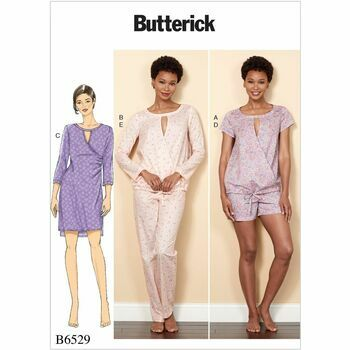 Butterick pattern B6529