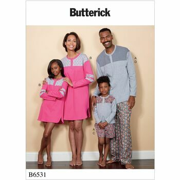 Butterick pattern B6531