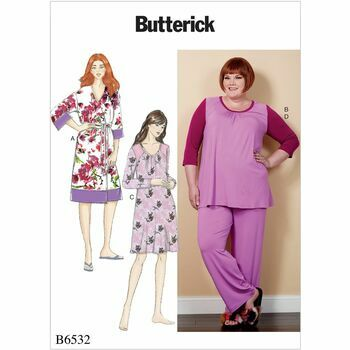 Butterick pattern B6532