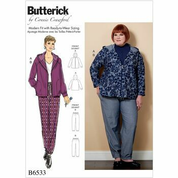 Butterick pattern B6533