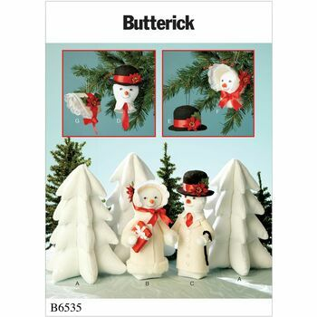 Butterick pattern B6535