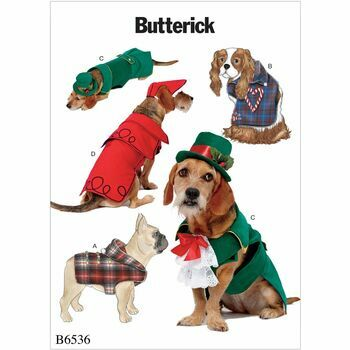 Butterick pattern B6536