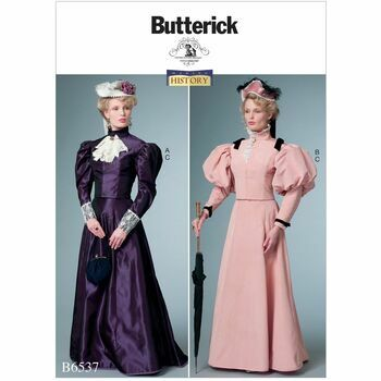 Butterick pattern B6537
