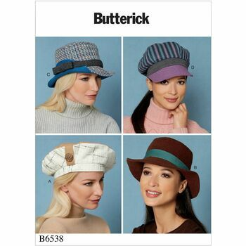 Butterick pattern B6538