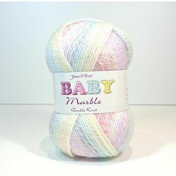 James C Brett Baby Marble - BM26 (100g)