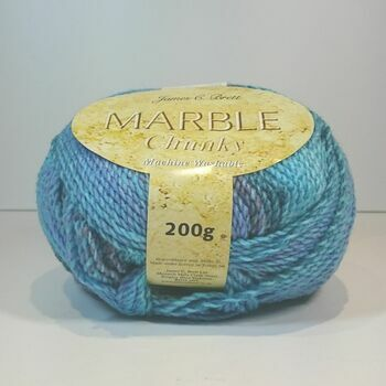 James C Brett Marble Chunky - MC32 (200g)