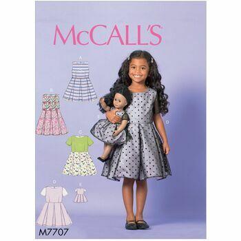 McCalls pattern M7707