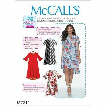 McCalls pattern M7711