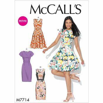 McCalls pattern M7714
