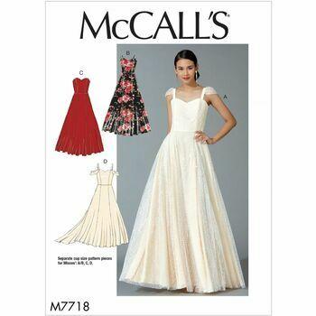 McCalls pattern M7718