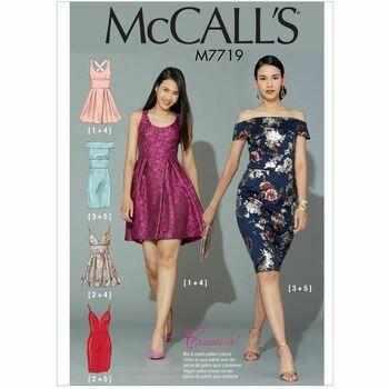 McCalls pattern M7719