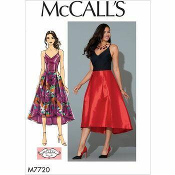 McCalls pattern M7720