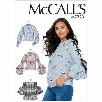McCalls pattern M7723