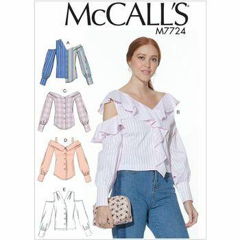 McCalls pattern M7724