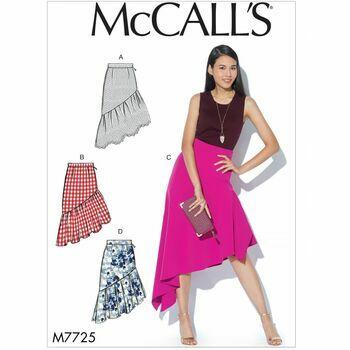 McCalls pattern M7725