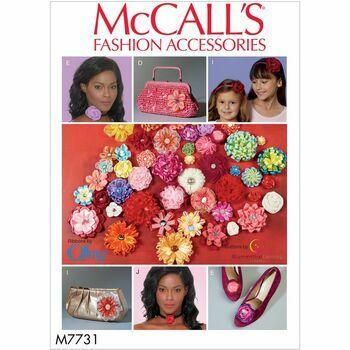McCalls pattern M7731
