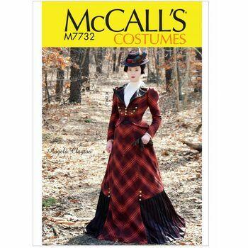McCalls pattern M7732