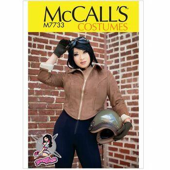 McCalls pattern M7733