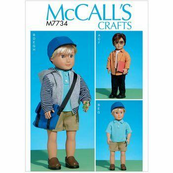 McCalls pattern M7734