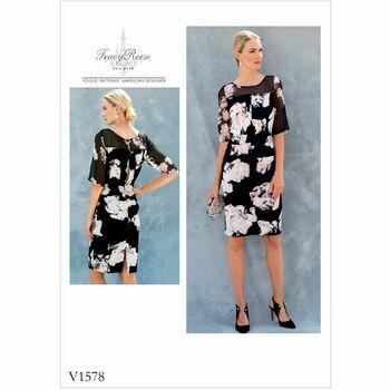 Vogue pattern V1578