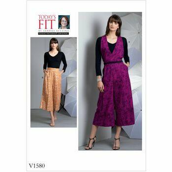 Vogue pattern V1580