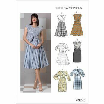 Vogue pattern V9293