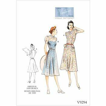 Vogue pattern V9294