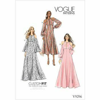 Vogue pattern V9296