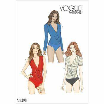 Vogue pattern V9298